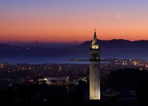 Click to enlarge image 07-san-fran-berkeley-sunset-with-golden-gate-and-campanile_tcm7-15431.jpg